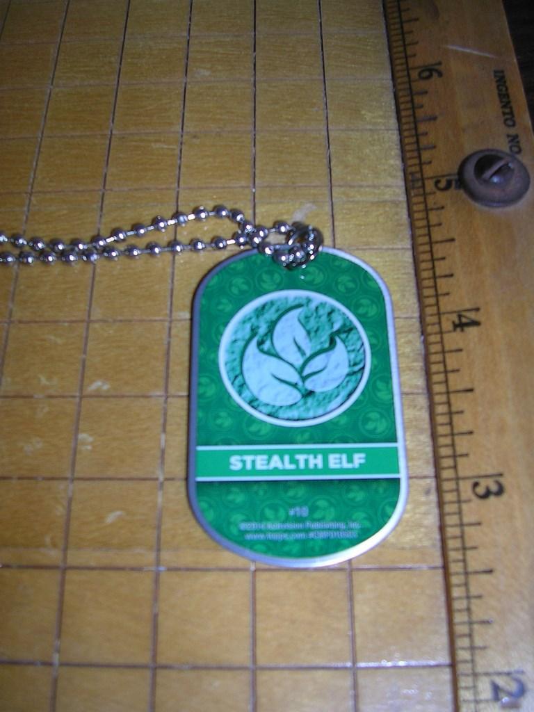2014 Skylanders Trap Team Dog Tags YOU PICK