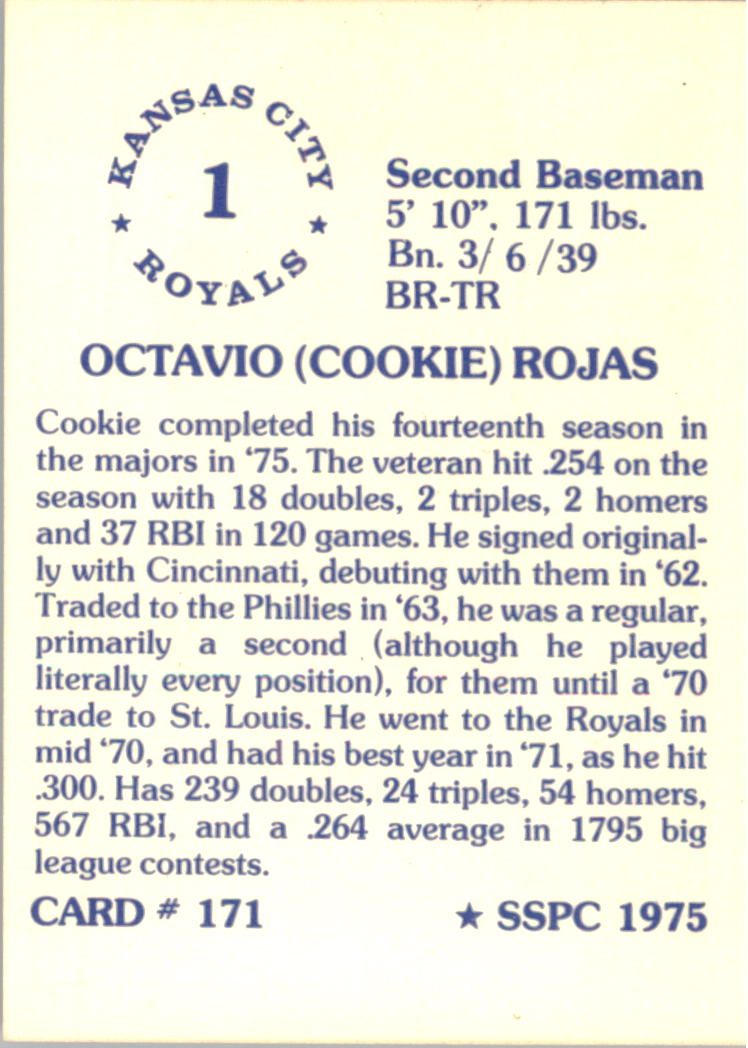 1976 SSPC Baseball Card #s 1-226 +Rookies A2643 - You Pick 10+ FREE SHIP