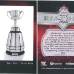 Grey Cup third base (Front & Back)