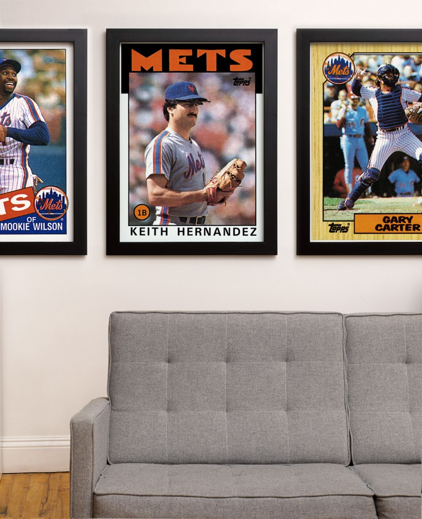 THE TOPPS COMPANY ARCHIVE PRINTS
