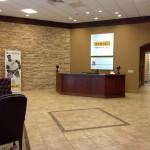 Panini's front lobby.