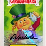 2013 GPK MINI ARTIST AUTO CARD