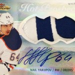 2013-14-NHL-Fleer-Showcase-Hot-Prospects-Jumbo-Autograph-Patch-Nail-Yakupov