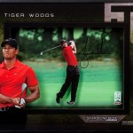 Upper-Deck-Authenticated-Memorabilia-Autographed-Shadow-Box-Tiger-Woods-Front
