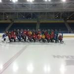 2014 NHLPA Rookie Showcase participants