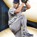 Panini America 2014 Immaculate Baseball Kershaw
