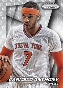 Panini America 2014-15 Prizm Basketball Anthony