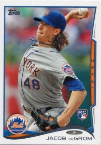 November 11 - DeGrom Topps Update