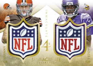 panini-ameica-2014-immaculate-football-immaculate-fours-front