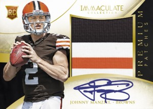 panini-ameica-2014-immaculate-football-johnny-manziel
