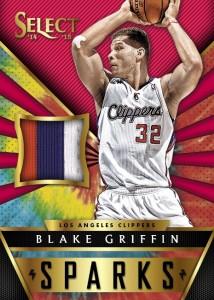 Panini America 2014-15 Select Basketball Blake Griffin
