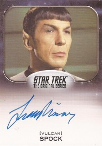 2014 Star Trek Aliens Auto