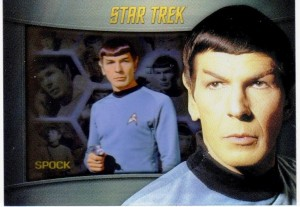 Star Trek Shadowbox Image