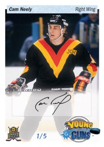 2015-Upper-Deck-25th-Anniversary-Young-Guns-Tribute-Cam-Neely