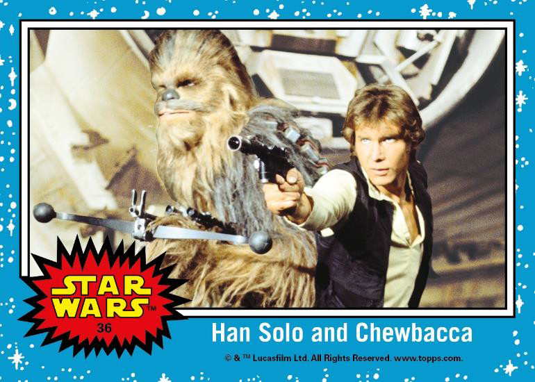 First Look 2015 Topps Star Wars Journey To The Force Awakens