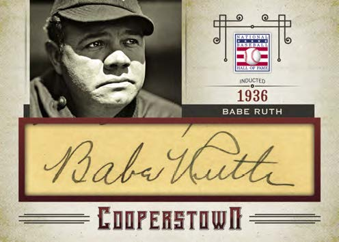 Cooperstown-Ruth