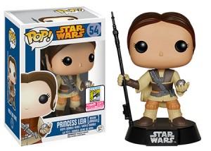 Funko-Pop-Star-Wars-54-Princess-Leia-Boushh-Unmasked-2015-SDCC