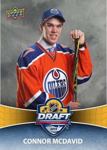McDavid Draft