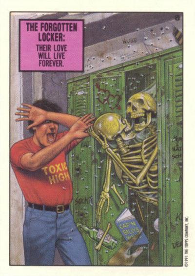1991 Topps Toxic High Base 8