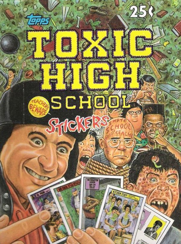 1991-Topps-Toxic-High-School-Box