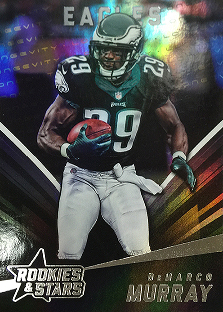 2015 Panini Rookies and Stars Longevity DeMarco Murray