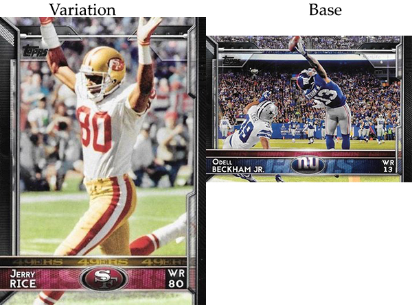 2015 T FB Var 120 Jerry Rice