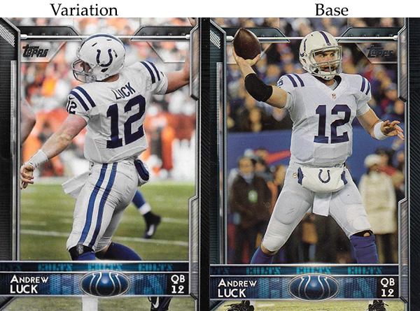 2015 T FB Var 160 Andrew Luck
