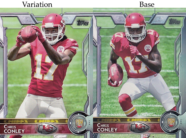 2015 T FB Var 399 Chris Conley