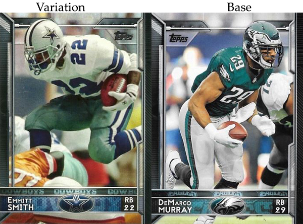 2015 T FB Var 40 Emmitt Smith