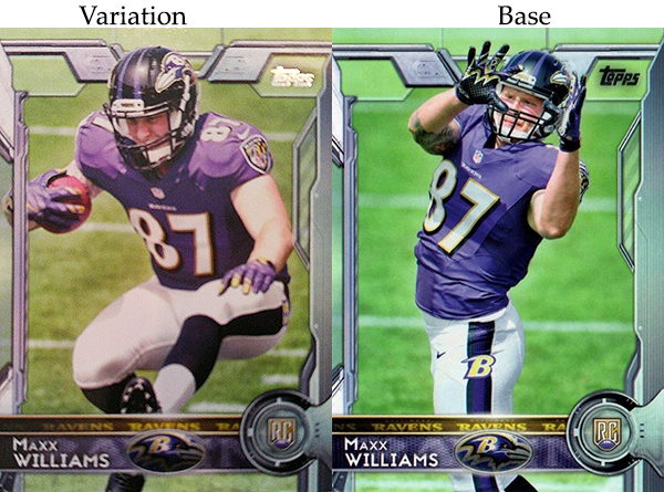 2015 T FB Var 402 Maxx Williams