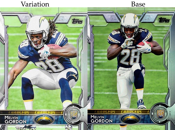 2015 T FB Var 423 Melvin Gordon