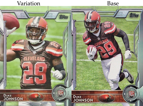 2015 T FB Var 448 Duke Johnson