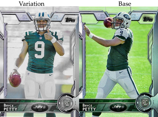 2015 T FB Var 459 Bryce Petty