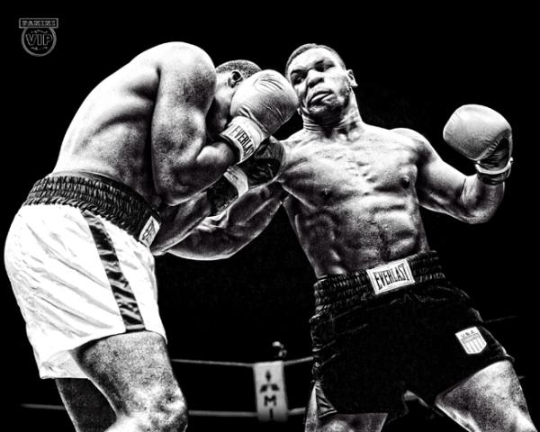 Mike Tyson v Reggie Gross