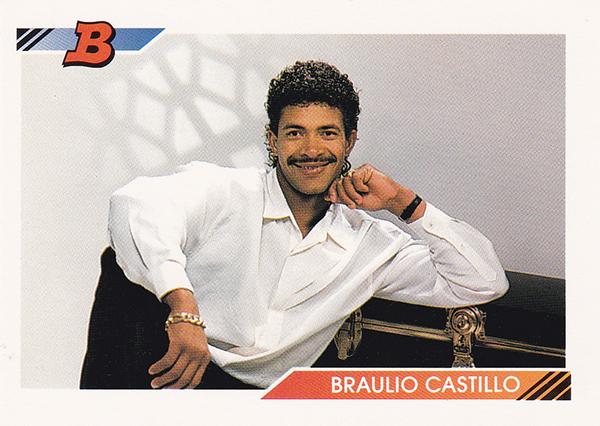 1992 Bowman 104 Braulio Castillo
