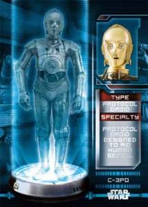 2015 Topps Star Wars High Tek Living Tek