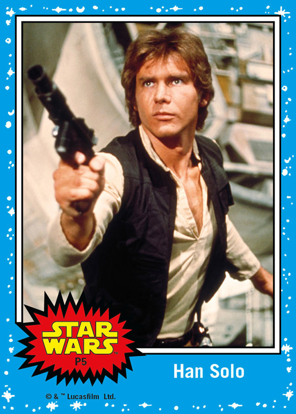 Star Wars Insider Has Four Exclusive Topps Journey To The Force