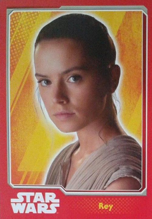 2015 Topps Uk Star Wars Journey To The Force Awakens Trading Cards