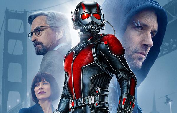 2015 Upper Deck Ant-Man