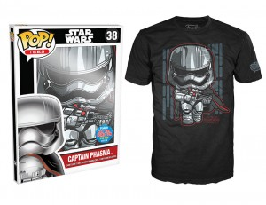 Captain Phasma Pop Tees