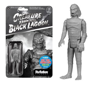Creature from the Black Lagoon Black and white Reaction