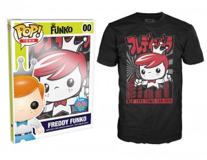 Freddy Zilla NY Pop Tees