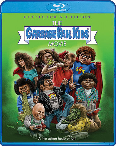 Garbage Pail Kids Movie Collectors Edition Blu-ray