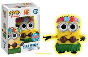 Glow Hula Minion