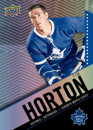 Tim Hortons Tim Horton card