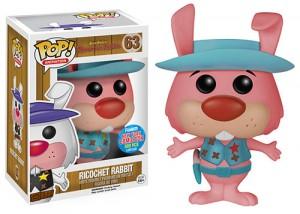 Ricochet Rabbit Pink