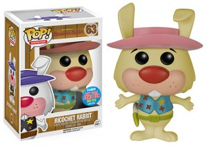Ricochet Rabbit Yellow