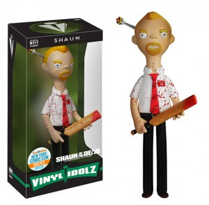 Shaun of the Dead Bloody Shaun Vinyl Idolz