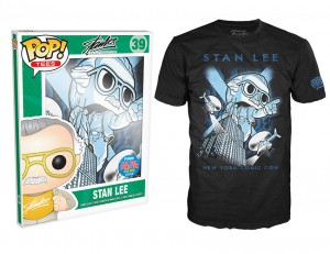 Stan Lee Empire State Building Pop Tees