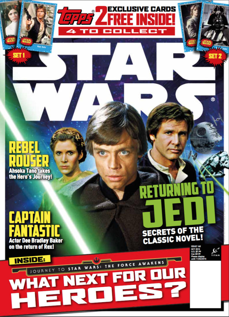 Star Wars Insider 160 copy